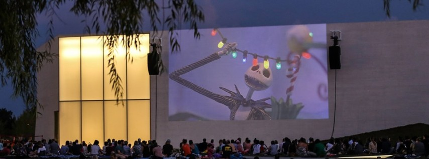 Hall-O-Screen Party: Nightmare Before Christmas (FREE)