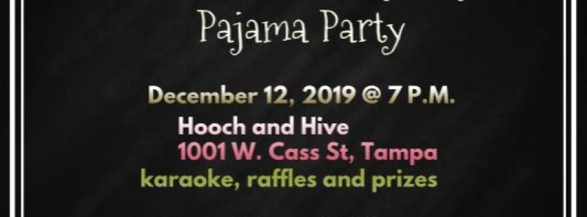 KLL 2nd Annual Christmas Pajama Party