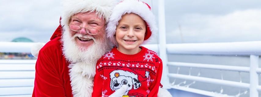 Santa's Brunch Cruise