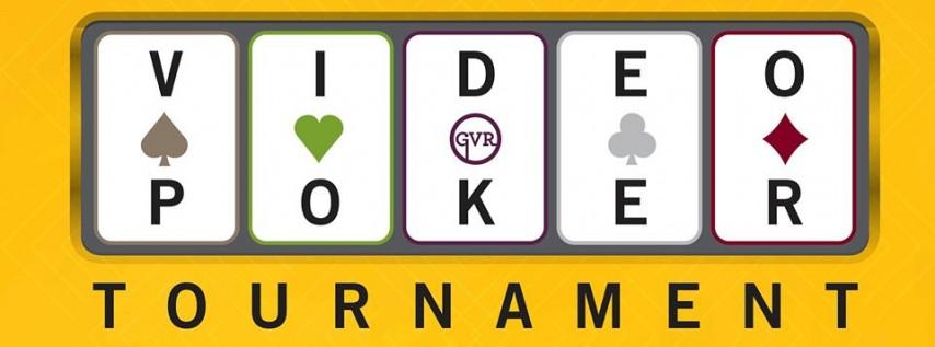 Video Poker Tournaments