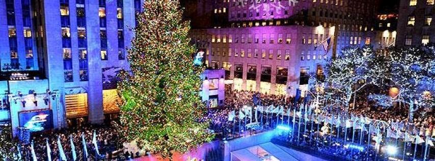 Tree Lighting Ceremony Dinner Gala at Rockefeller Center