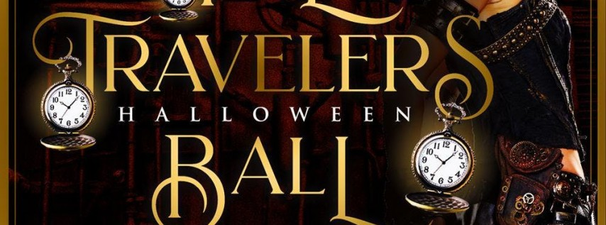 Time Traveler's Ball -> Halloween at Rachel's Palm Beach