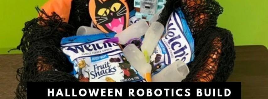 Free Event: Halloween Robotics