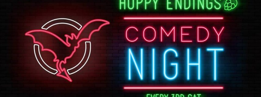Hoppy Endings Comedy Night