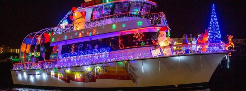 33rd Annual Destin Christmas Boat Parade