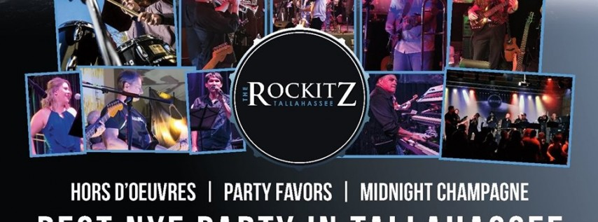 New Year's Eve with The RockitZ !!! The Legion at Lake Ella