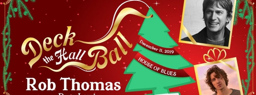 MIX 96.5's Deck The Hall Ball starring Rob Thomas