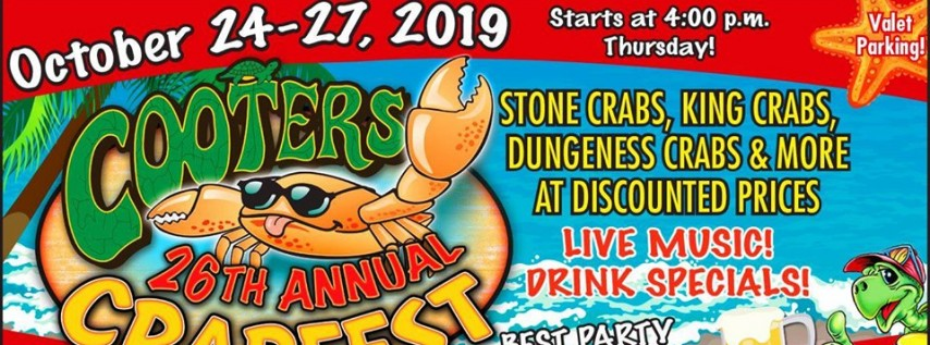 Cooters 26th Annual Crab Fest Day 2