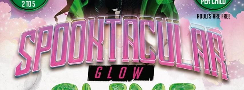 Spooktacular Glow Slime Bash