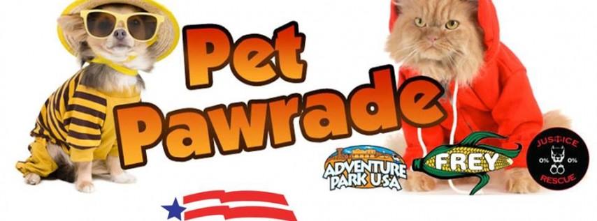 WFRE Halloween Pet Pawrade