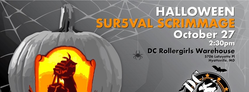 Halloween Sur5val Scrimmage