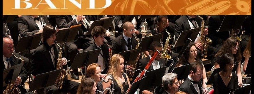 Broward College Symphonic Band It's All in the Music