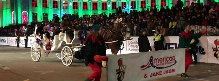2019 9NEWS Parade of Lights - Friday