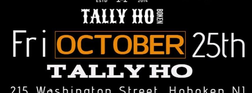The Haunting of Tally Ho