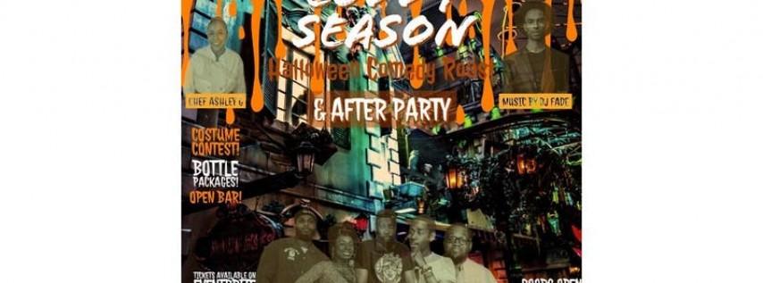 Cuddy Season Halloween Comedy Roast & After Party