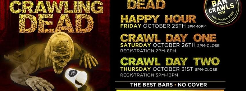 Hoboken Haunted Tour Bar Crawl 10/31