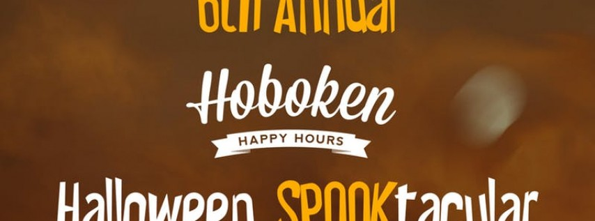 6th Annual HHH Halloween SPOOKtacular