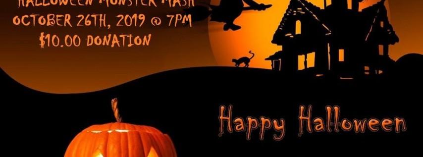 Bayonne Elks Halloween Party