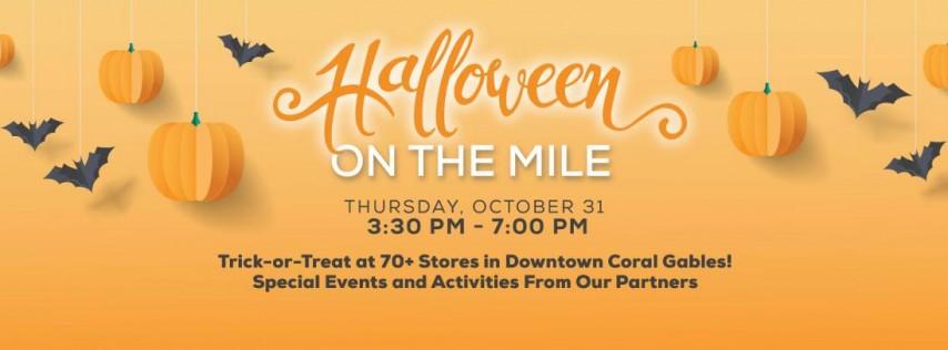Halloween On The Mile