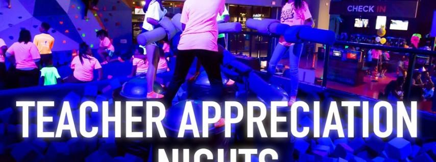 Teacher Appreciation Nights