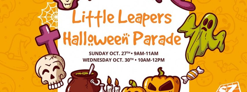 Little Leapers Halloween Parade