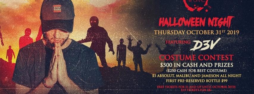 Halloween Night at Shephard's Beach Resort 10-31-19