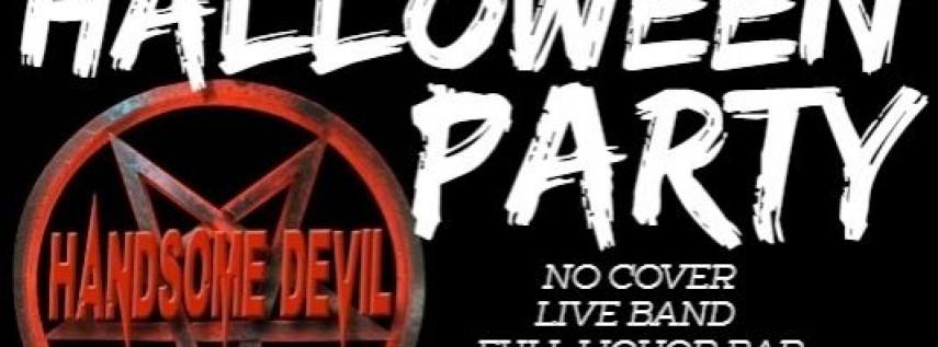 The Monkey Bar Presents Handsome Devil Halloween Costume Contest