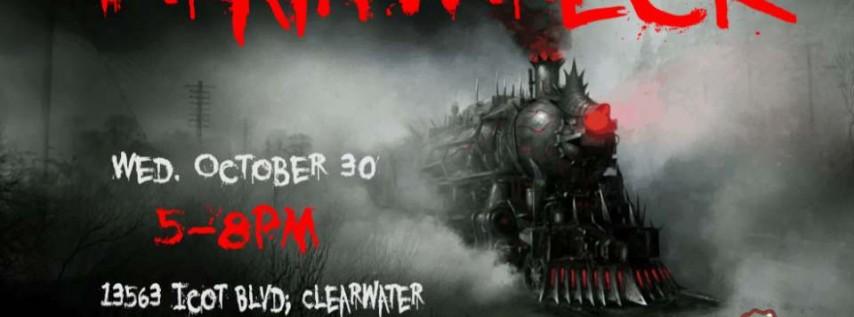 TrainWreck Halloween Party