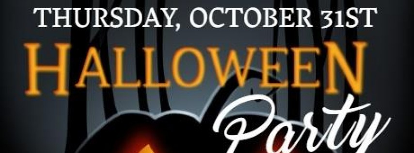 The Monkey Bar Presents Halloween Party with Flip The Bird