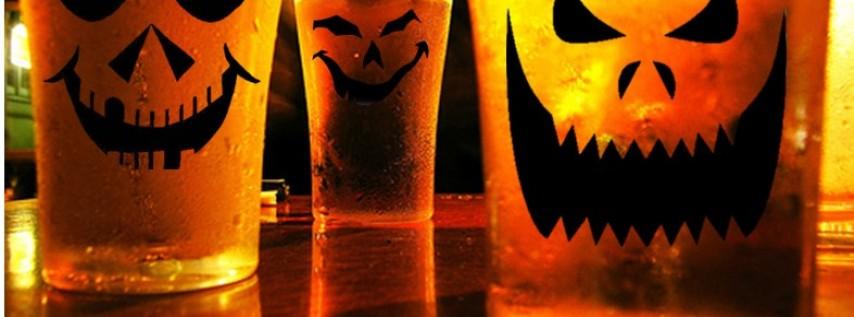 October 31st Razzels Halloween Party