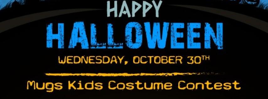 Mugs Annual Children's Halloween Contest