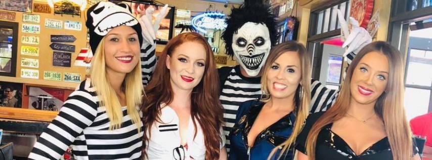 Mugs Annual Halloween Costume Contest