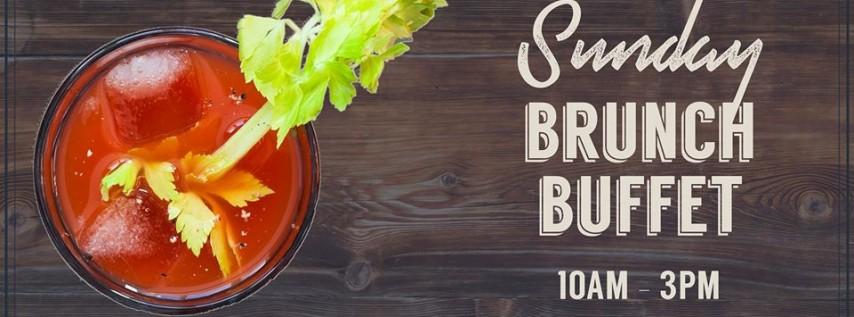 Bottomless Brunch | Buffet, Bubbles, & Bloodies