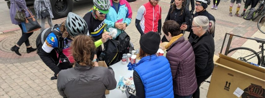 5th Annual Cranksgiving Dallas 2019