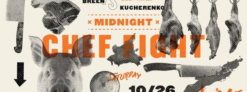 Midnight Chef Fight Round 6: Joshua Breen v. Artem Kucherenko