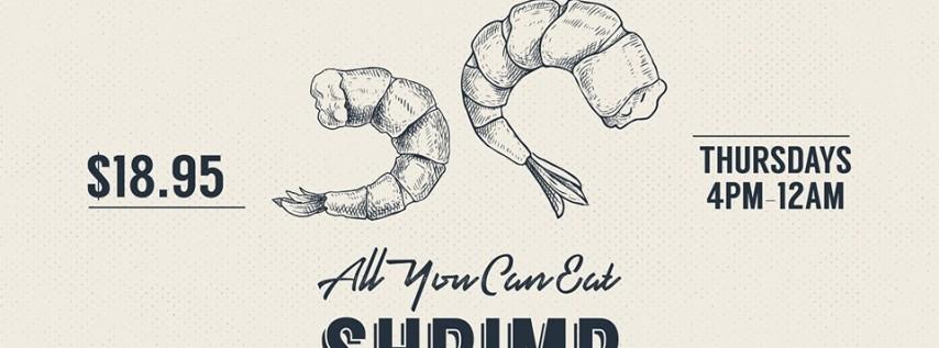 All You Can Eat Shrimp | Thursdays