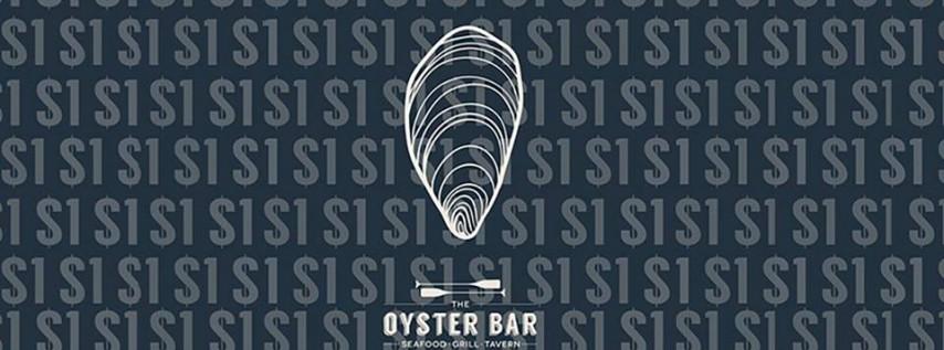 $1 Gulf Oysters | Wednesdays