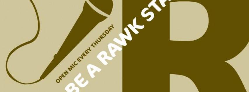 Rawk Star Open Mic