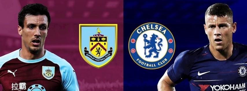 EPL Watch Party: Burnley FC vs Chelsea