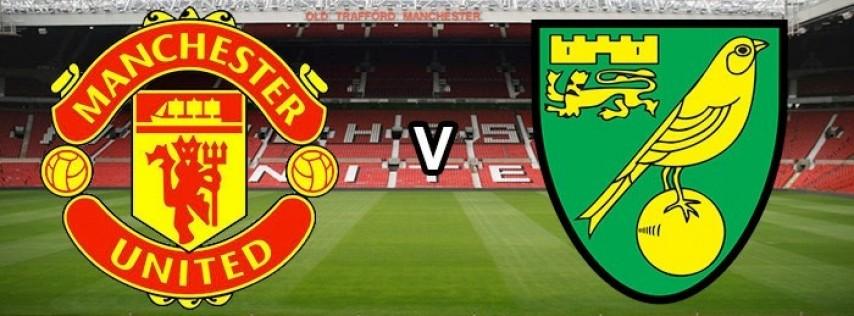 EPL Watch Party: Norwich vs Man. United