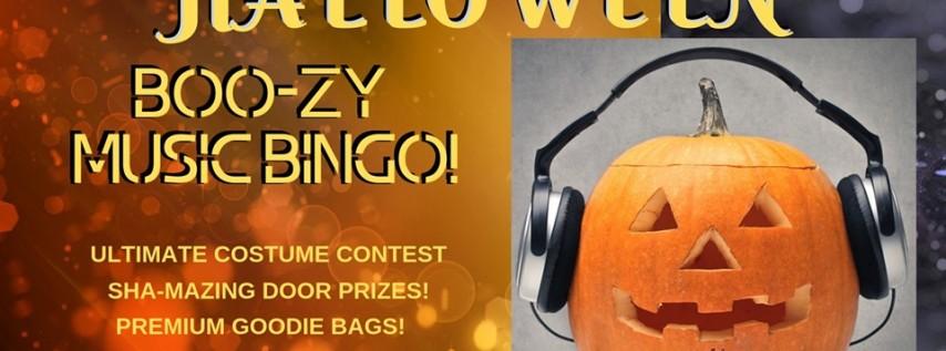 Seabrooks' Boo-Zy Bingo and Costume Insanity!