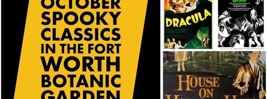 October Spooky Classics