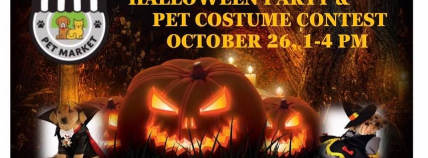 HOWL-O-WEEN Party & Pet Costume Contest
