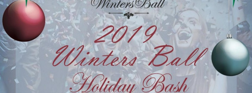 All White & Red Party! Winters Ball Tampa Business Club Holiday Party & Networking Bash!