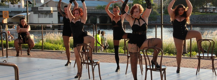 Merry Friday the 13th w Cannonball Cabaret