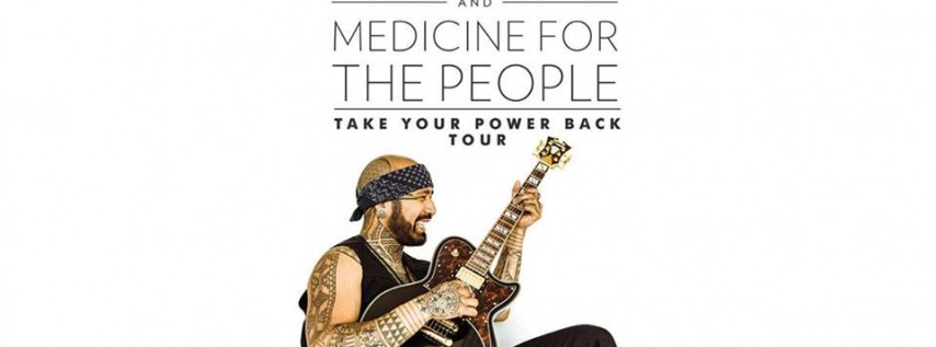 Nahko And Medicine For The People * Nattali Rize