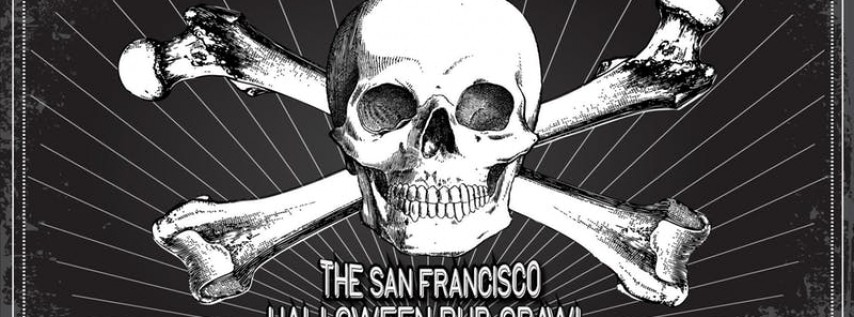 San Francisco Halloween: Adult Trick 'R Treating Pub Crawl 2019