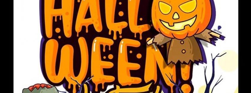 Fiesta De Halloween Para Los Niños