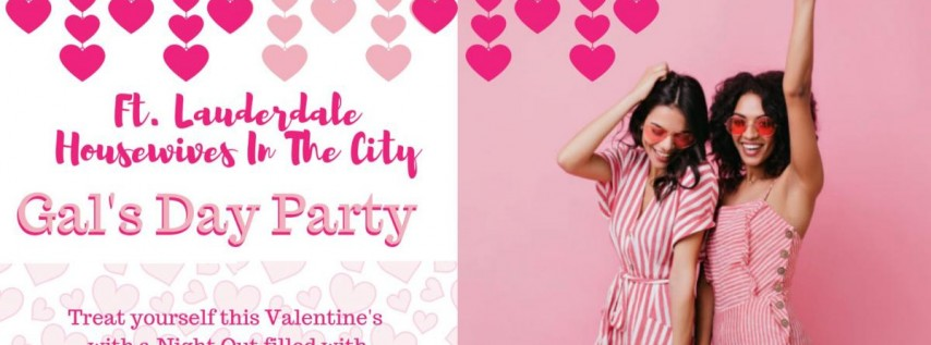 Girl's Night Out: Galentine's Social -Treat Yourself!
