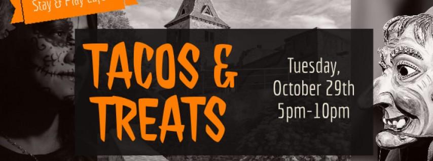 Tacos & Treats: A Halloween Party